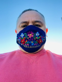 Selfie with Mask